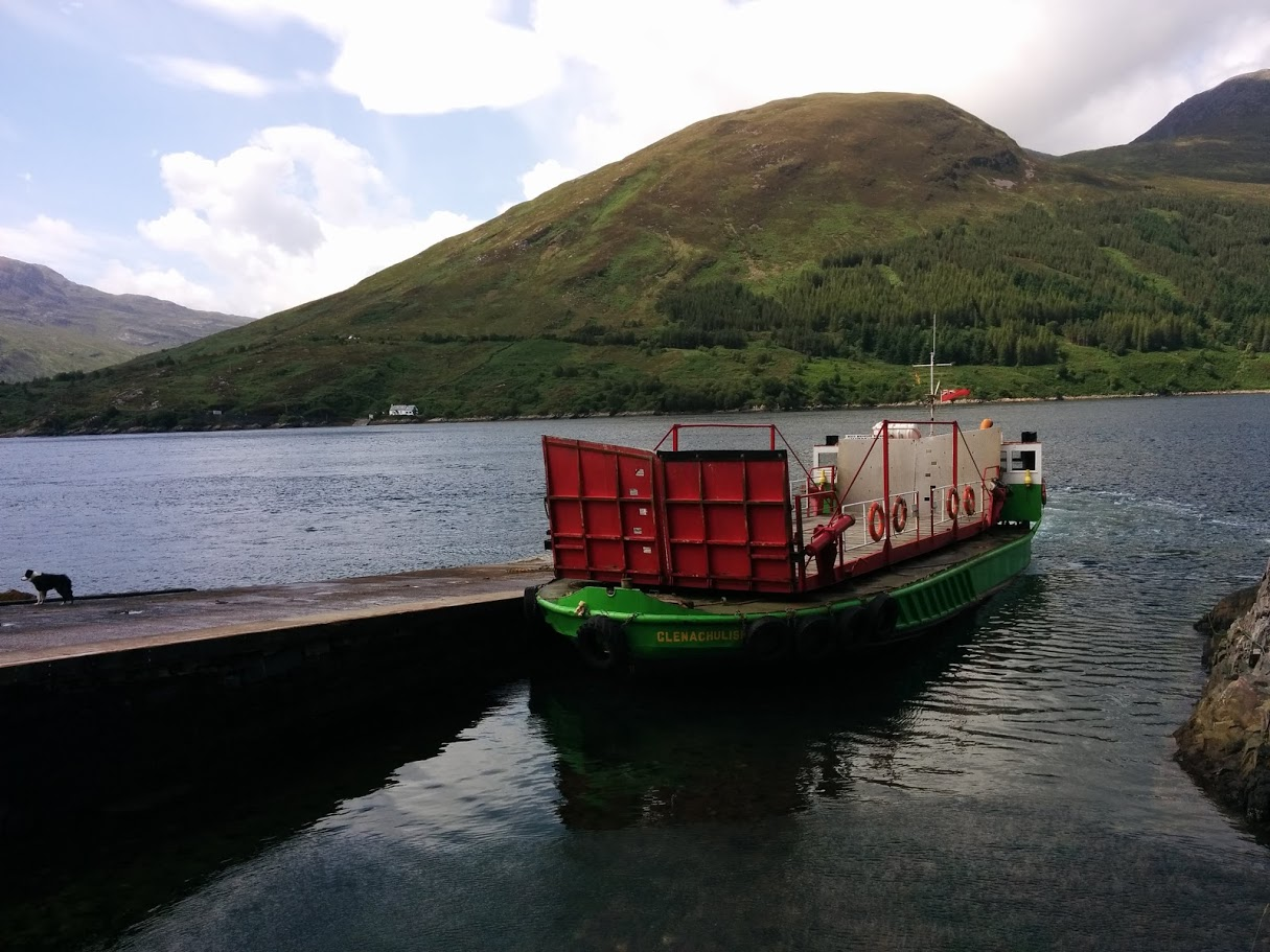 Glenelg Ferry to Isle of Skye Tour