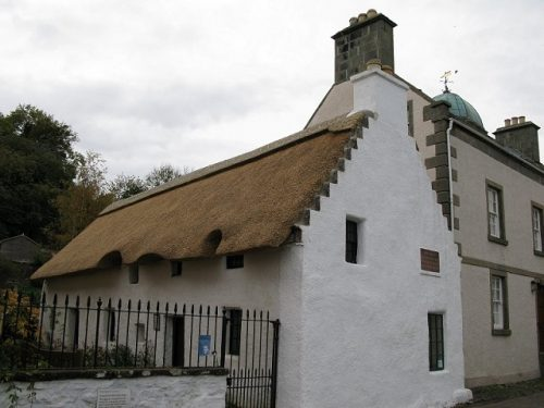 hugh miller cottage